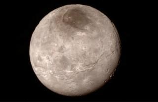 İşte cüce gezegen Plüton!