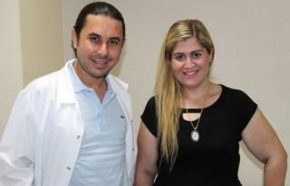 İzmirli Sinem tüp mide ameliyatıyla 55 kilo verdi!