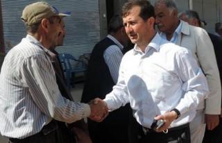 Başkan Bozdağ'dan vatandaşa beddua(!)