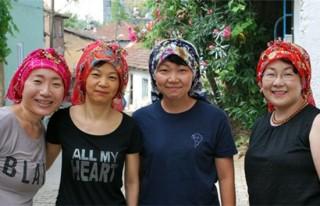 Japon kadınların iğne oyası aşkı!