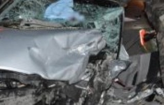 Sivas'ta feci kaza: 1 ölü, 6 yaralı!