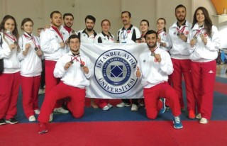 Karatede Avrupa şampiyonluğu!