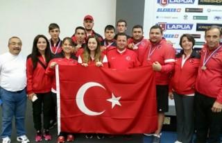 Genç Milliler Avrupa Şampiyonu