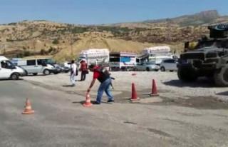 Şırnak'ta mayınlı saldırı: 3 şehit!