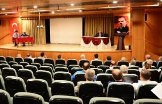 Onikişubat Meclisi Ermeni Mezalimini Kınadı