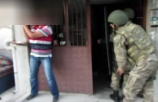 Ankara'da PKK ve KCK'ya operasyon!