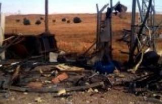 PKK'dan roketli saldırı! Çatışma çıktı!