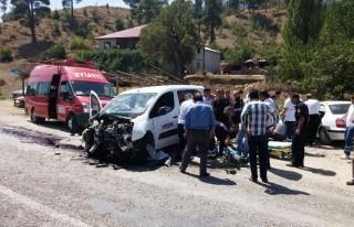 Kahramanmaraş'ta Zincirleme Kaza: 1 Ölü, 3 Yaralı!