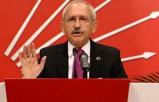 Kemal Kılıçdaroğlu'ndan sağduyu çağrısı!
