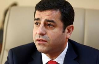 Demirtaş: 'Medya'ya operasyonlar kesinlikle siyasi!'