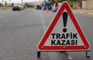 Hatay'da Trafik Kazası: 4 Yaralı!