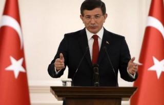 Davutoğlu, AB Konseyi Başkanı ile görüştü!