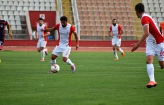 Belediyespor Ziraat Türkiye kupasında 2. turda!