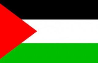 BM'de Filistin bayrağı dalgalanacak!