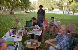 Türkoğlu'nda Ulusal Sanat Çalıştayı