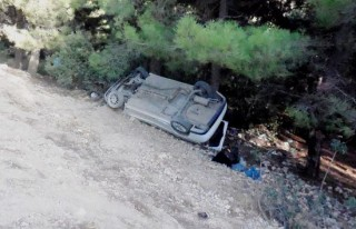 Kahramanmaraş'ta Kaza: 4 Yaralı!
