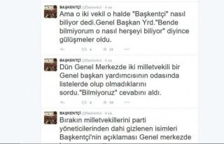 Başkentçi, AK Parti adaylarını yazdı!