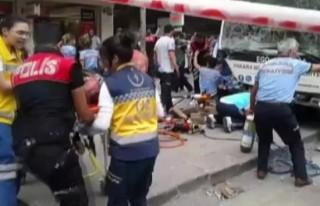 Başkent'te katliam gibi kaza: 12 ölü, 7 yaralı!