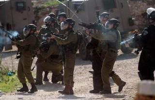 İsrail 13 yaşındaki çocuğu öldürdü!