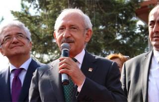 Kılıçdaroğlu: 'Partiler futbol kulüpleri gibi...