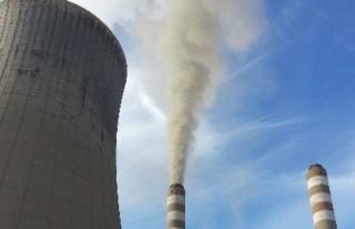 Afşin-Elbistan A Termik Santrali Kül Saçıyor