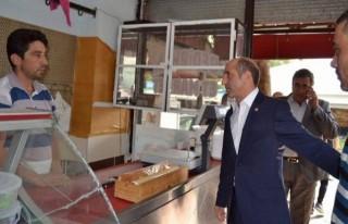 Öztunç : AKP'liler evinize yufka açmaya gelecek