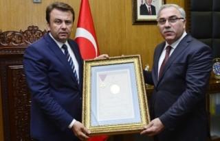 """Toki Başkanı Turan:""""2016, Kahramanmaraş için..."""