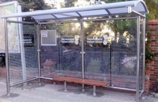 İlçelerdeki otobüs durakları modernleştiriliyor!