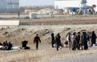 Dönmek isteyen Suriyeliler, ülkelerine gönderiliyor!