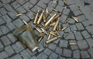 Diyarbakır'da çatışma: 1 polis yaralı!