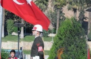 Kahramanmaraş'ta Atatürk Ölümünün 77. Yılında...