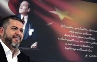 'Atatürk ilkeleri yolumuzu aydınlatıyor'!