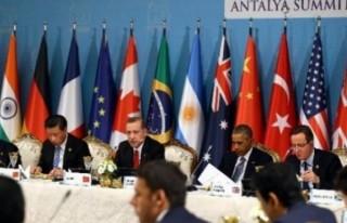 G20'nin gündemi terörizm ve mülteci krizi!
