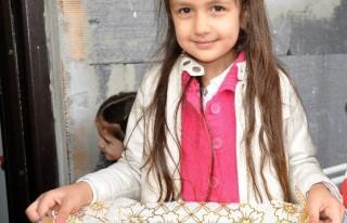 Elbistan'da 4-6 Yaş Grubuna Kur'an Kursu Açıldı