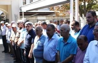 Ölen Türkmenler için gıyabi cenaze namazı kılındı!