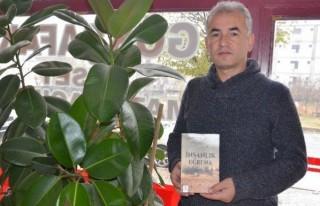 """Yazar Mehmet Gören'in """"İnsanlık uğruna""""..."""
