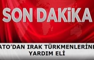 ATO'dan Türkmenlere yardım eli!