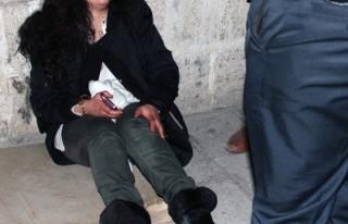 Libyalı Kadın Tacize Direnince Darp Edildi!