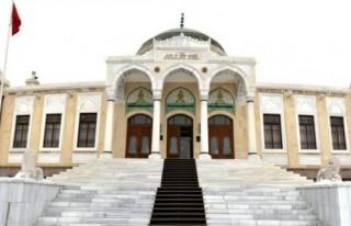 Sultan 2. Mahmut'un tuğrası Etnografya'da!