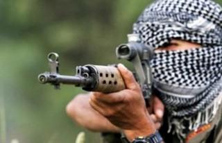 Teröristlerin karargahları başlarına yıkıldı:...
