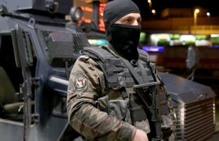 Kahramanmaraş merkezli terör örgütü operasyonu!