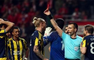 Fenerbahçe'den üzücü veda!