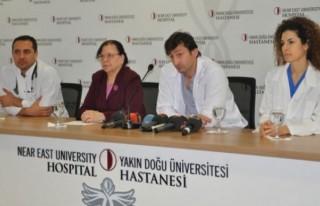 KKTC Ulaştırma Bakanı Tahsin Ertuğruloğlu taburcu...
