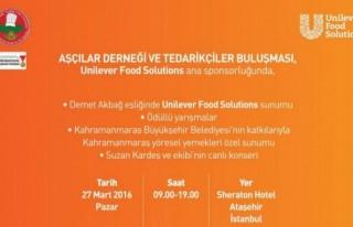 Kahramanmaraş mutfağı İstanbul'da görücüye...