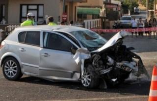 Trafik kazalarının yıllık maliyeti 4 milyar dolar!