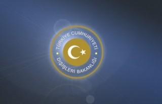 Dısişleri Bakanlığı, Irak'taki terör saldırısını...