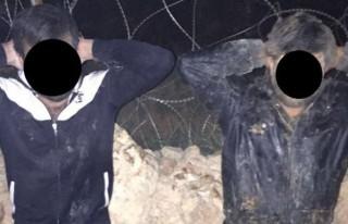 Gaziantep'te DEAŞ'lı 2 kişi yakalandı!