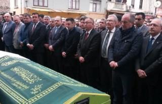 Kılıçdaroğlu ve Baykal cenazede buluştu!