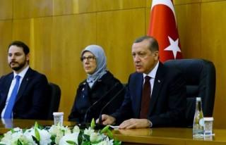 Cumhurbaşkanı Erdoğan: Türkiye olarak tahammülümüz...
