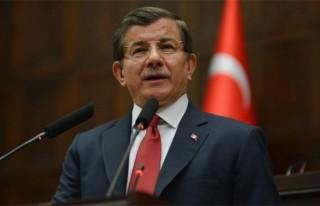 Davutoğlu başkanlığında kritik toplantı!